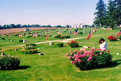Dirt Under My Fingernails: Vanishing Points: Our Rural Communities live on...in our cemeteries.