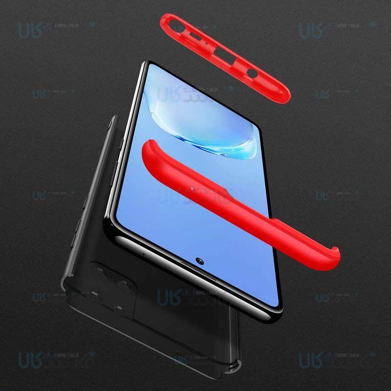 قاب محافظ با پوشش 360 درجه سامسونگ Gkk Color Full Cover For Samsung Galaxy Note 10 Lite Galaxy Note 10 Galaxy Note Samsung Galaxy Note