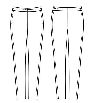 erstklassige Qualität letzte Veröffentlichung Bestbewertet echt Schicke Hose mit Gummizug | Hosen mit gummizug ...
