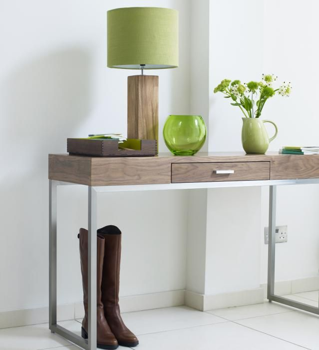 how to stage your small foyer hallway designs decor on small entryway console table decor ideas make a statement with your home s entryway id=33095