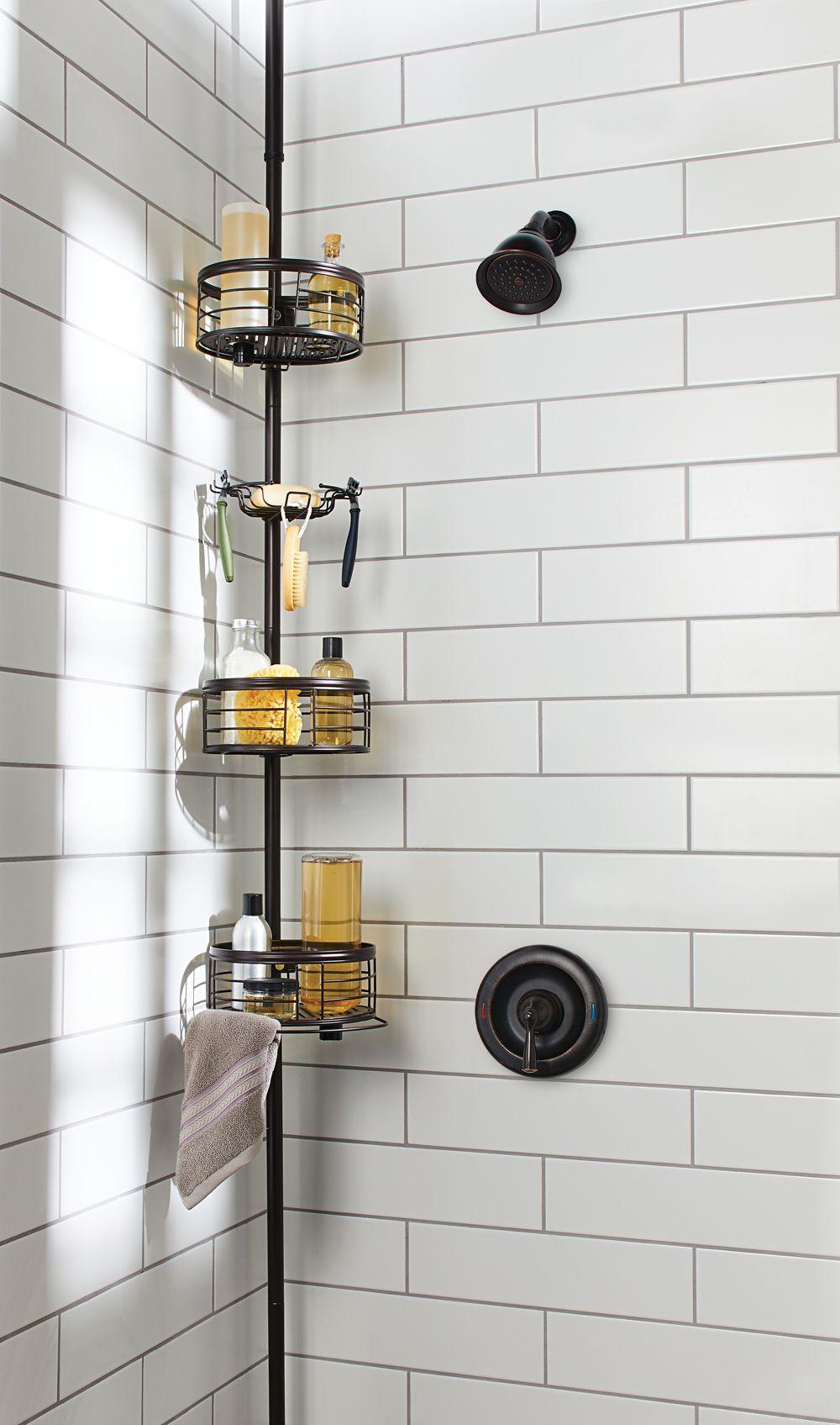 Home Shower Caddy Shower Shelves Shower Storage