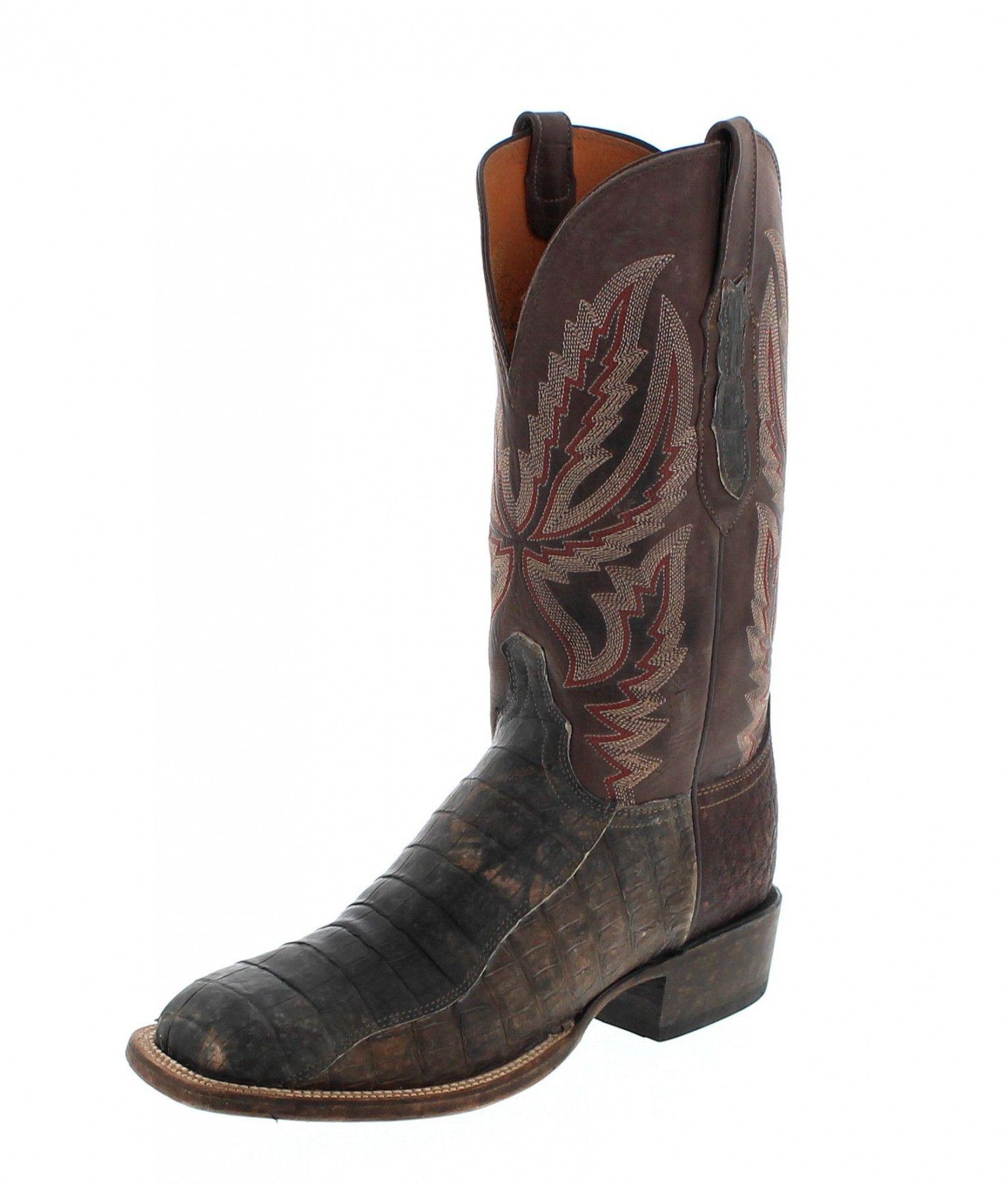 Sendra Boots Stiefel 9263 Tang Westernreitstiefel mit Schafsfellfutter