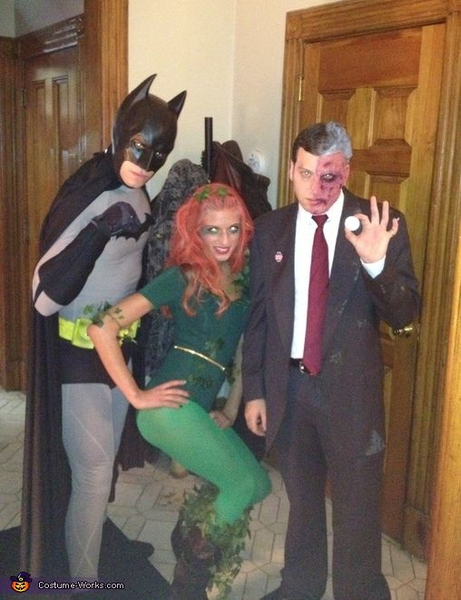 Poison Ivy - 2012 Halloween Costume Contest