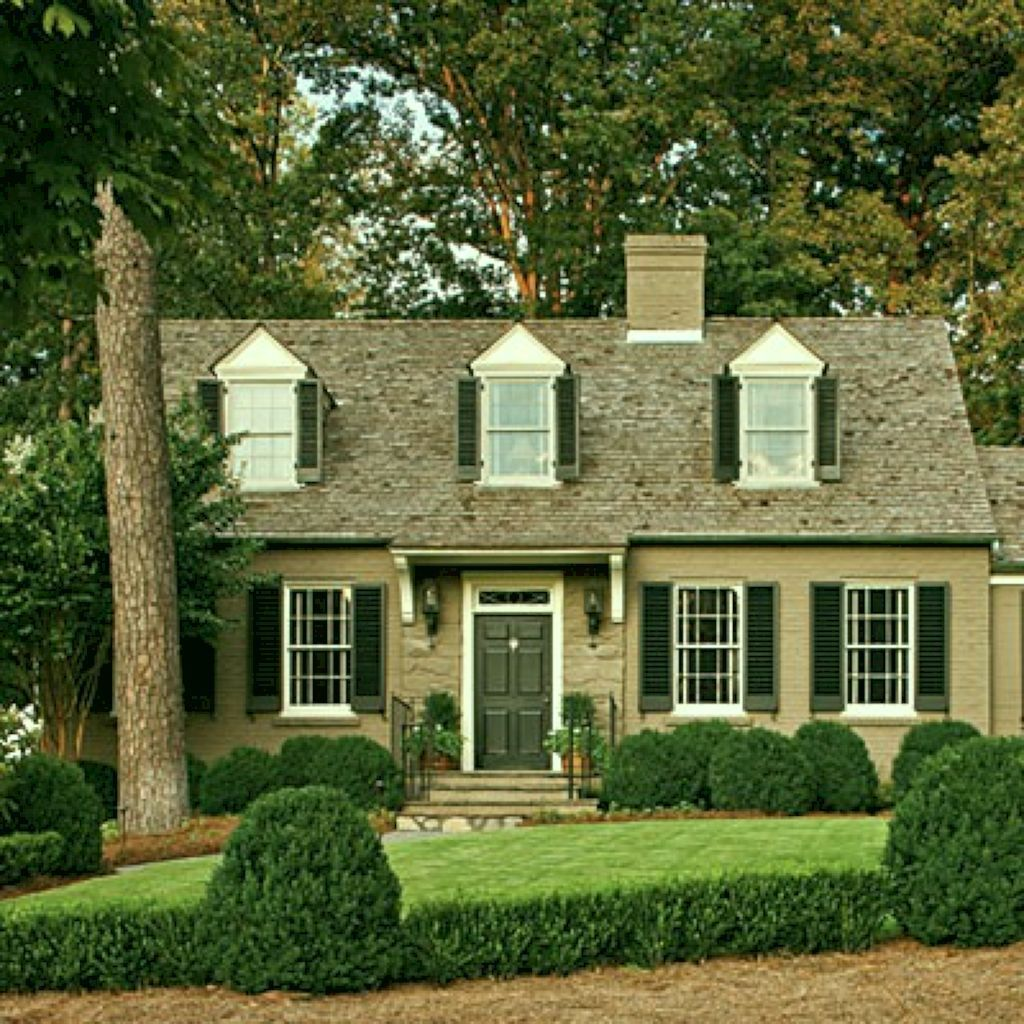 Cape Cod House Plans interior and exterior