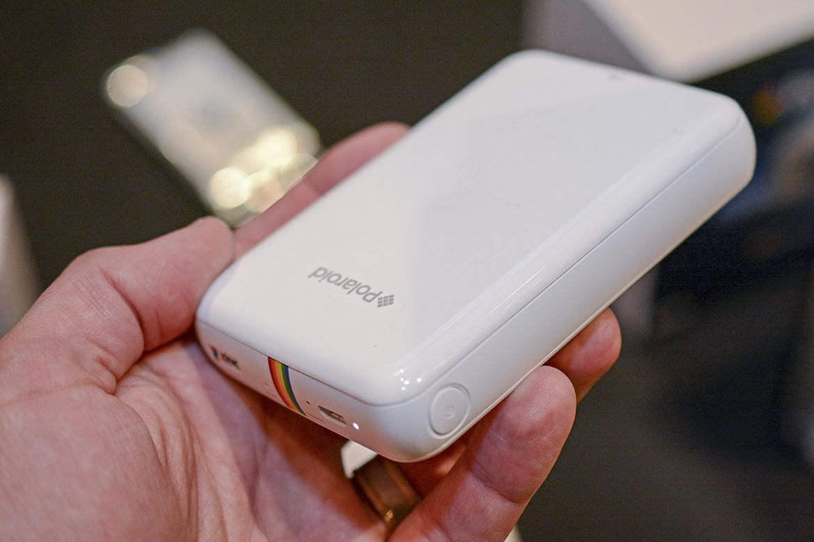 All The Cool New Gadgets At Ces 2015 Pictures Mobile Printer New Gadgets Cool New Gadgets