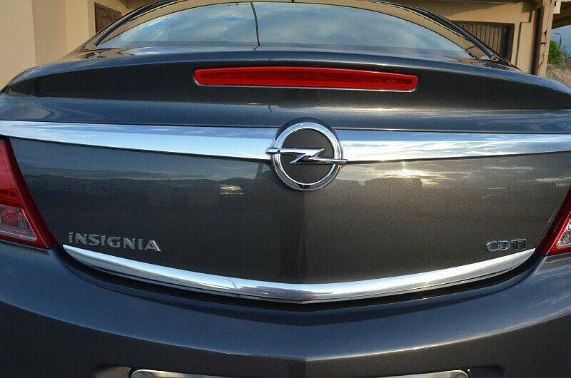 Toyota AURIS Touring Sports Chrom-Zierleiste Heckleiste Chromleiste Heckklappe