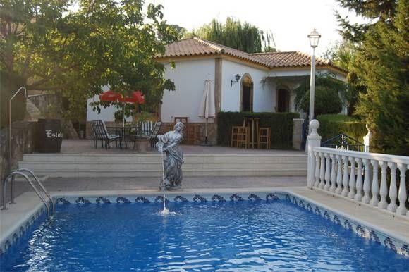 Prado del rey alquiler de casa rural el parque de isabel for Casas con piscina cadiz alquiler