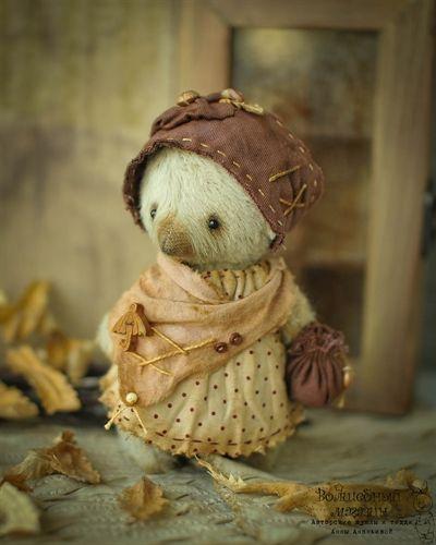 Волшебный магазин: описание игрушки - Миссис Клювдия