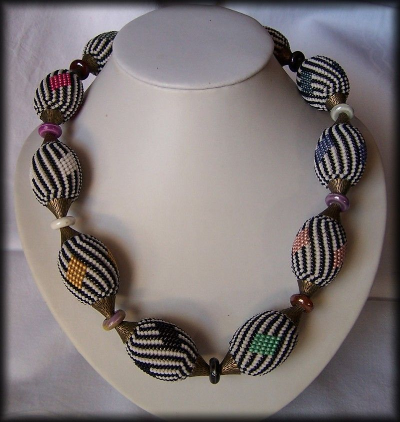 Fofinha Beaded Beads I Will Learn To Do This Pinterest