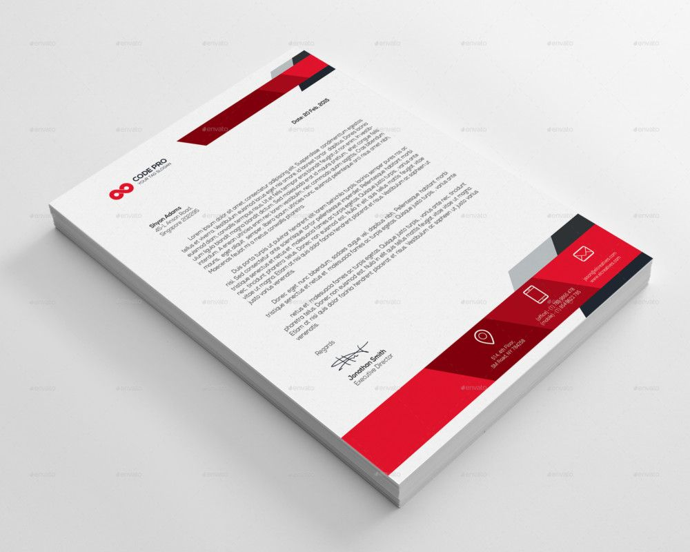 20 business letterhead templates word and psd for corporates 20 business letterhead templates word and psd for corporates spiritdancerdesigns Images