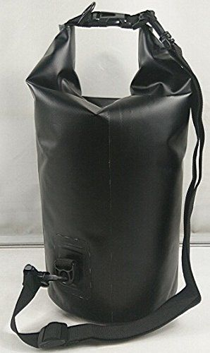 Amazon.com   Waterproof Black Dry Bag (10L) by Odyssey c9ec5ea0299b3