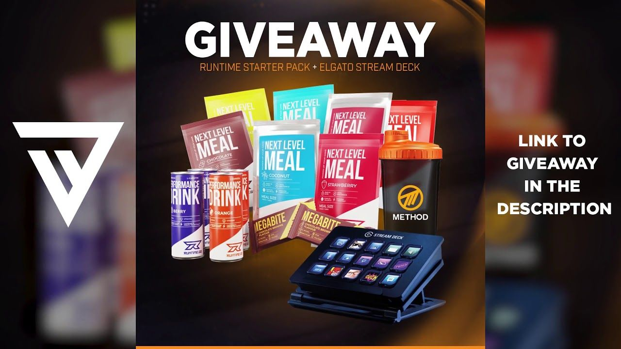 Elgato Stream Deck, Runtime Starter Pack Giveaway