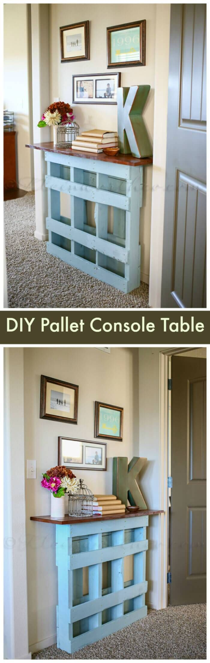 20+ Creative DIY Pallet Furniture Ideas