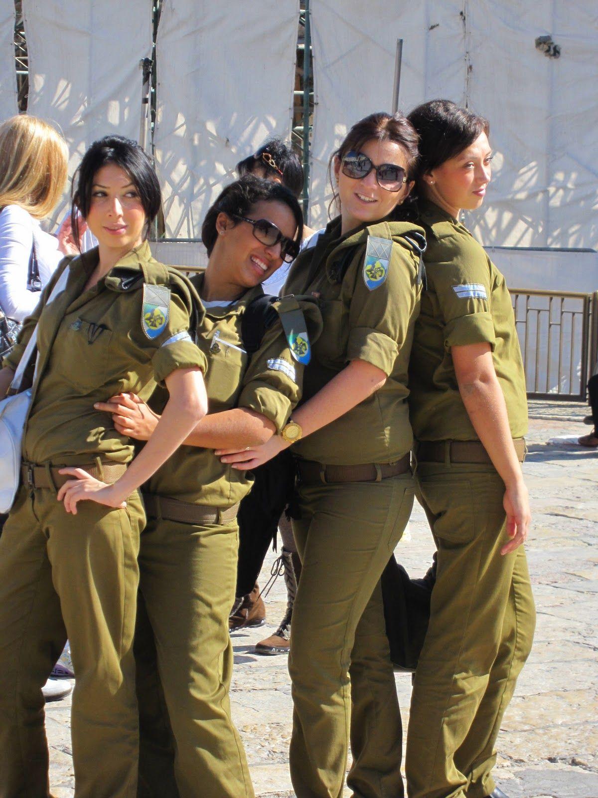 jerusalem girls