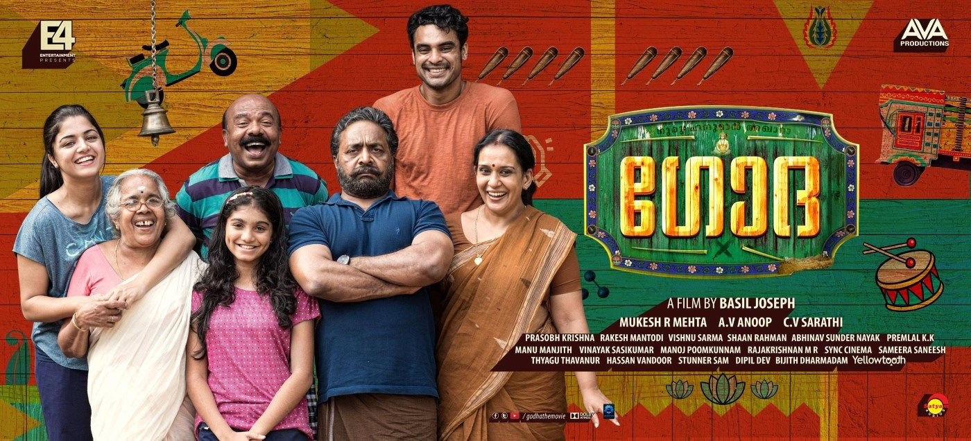 Godha Malayalam Movie Screening In Australia Sydney Melbourne