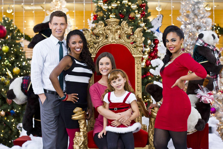 Christmas in the City, Lifetime, 2013, Ashley Williams, Jon Prescott ...