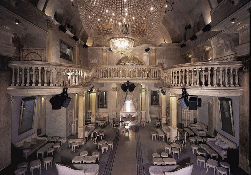 Discoteca, Gattopardo Café, Milano, Italia