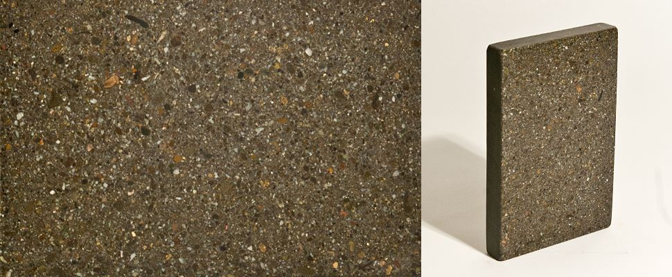 Charcoal Concrete Countertops Countertop Colours Concrete Color