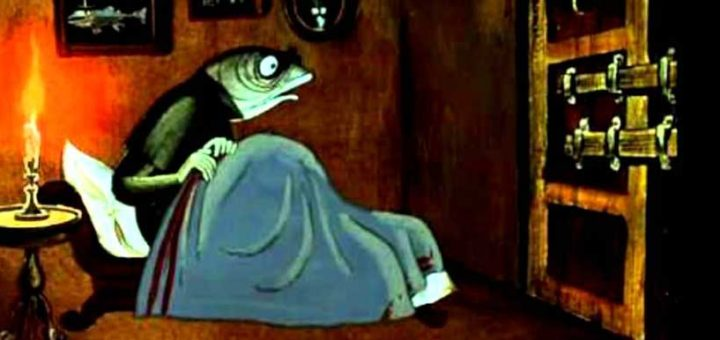 Премудрый пискарь (пескарь) – краткое содержание сказки ...