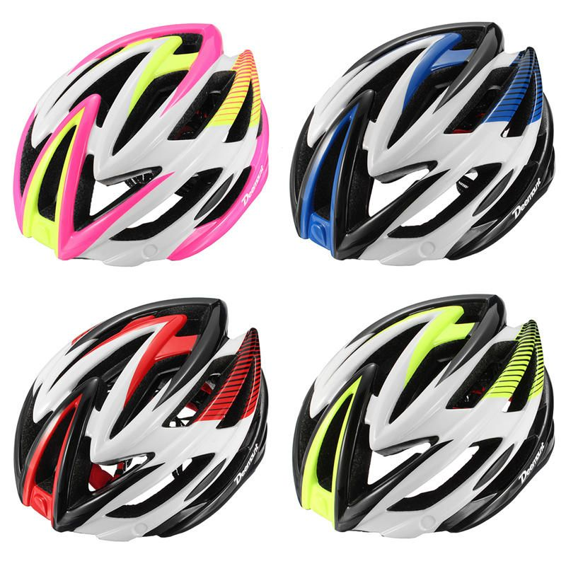 BIKIGHT Breathable Unisex Bicycle Magnetic Helmets Goggles ...
