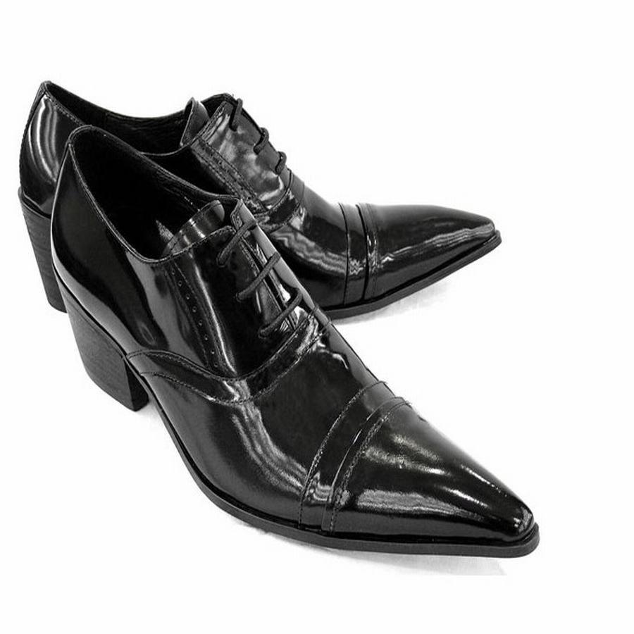 Luxuty quality fashion genuine leather brogue mens oxford dress