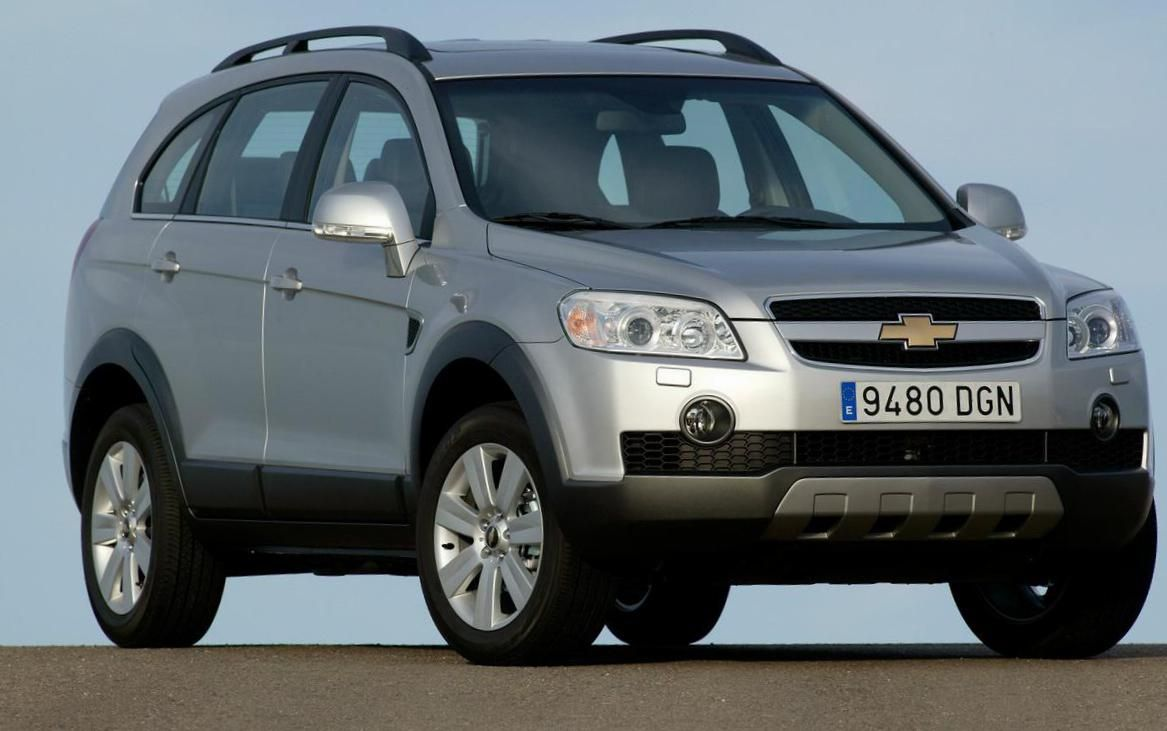 Chevrolet Captiva Approved Http Autotras Com