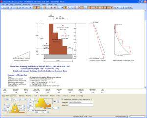 Great Masonry Retaining Wall Design Excel Sheet