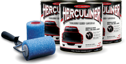 Custom Cars Usa Make Your Paint Job Tough With Herculiner Bed