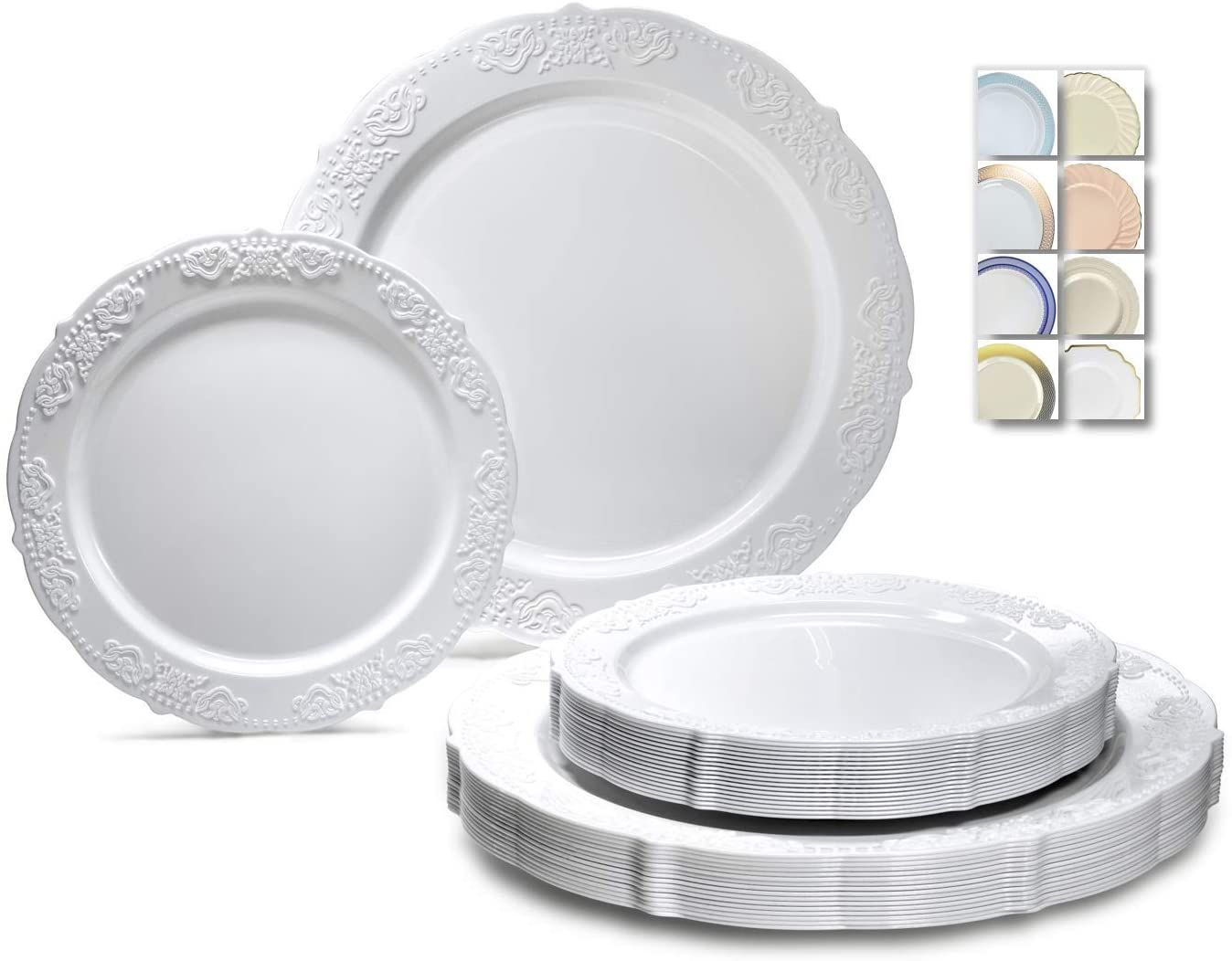 Occasions 50 plates pack 25 guestsextra