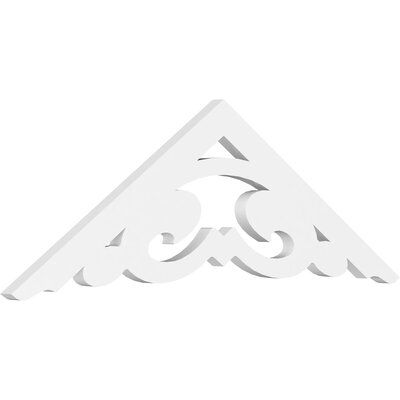 Best Ekena Millwork Preston Architectural Grade Pvc Gable 400 x 300