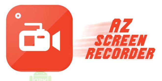 Az Screen Recorder Premium No Root Apk Download Free Screen