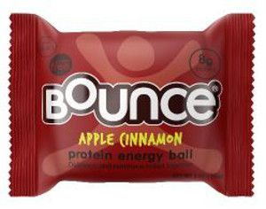 Bounce USA of Bend, Ore., is recalling Bounce Apple Cinnamon Protein Punch Energy Balls (newly named Apple Cinnamon Protein Energy Balls). The prod
