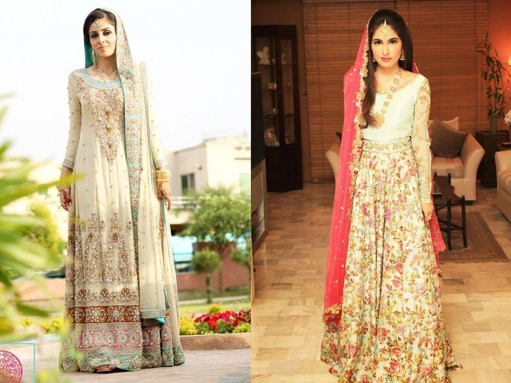 Top 10 Best Wedding Dress Designers In 2019: Best Bridal Walima Dresses Designs & Colors 2016-2017