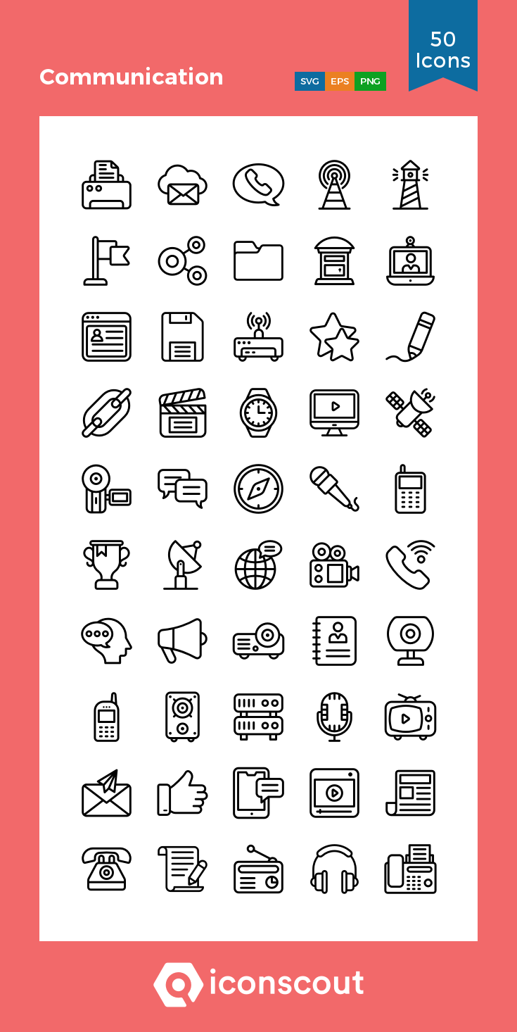 Download Communication Icon Pack Available In Svg Png Eps Ai Icon Fonts Communication Icon Doodle Icon Communication