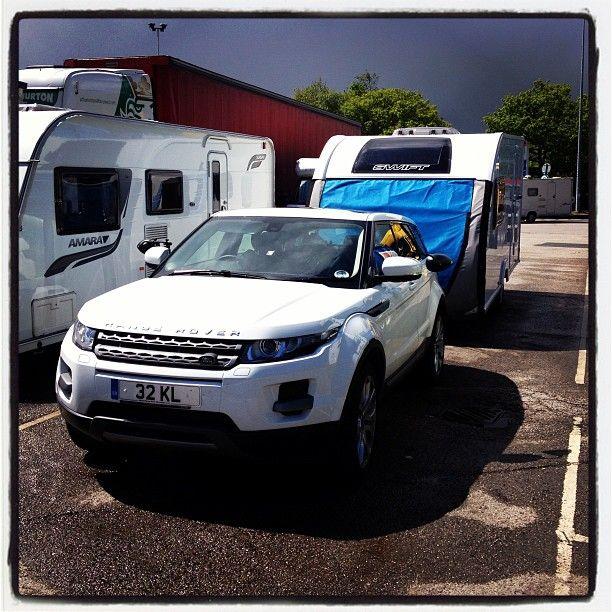 Specialised Covers At The Caravan Club National Rally 2013 Caravan