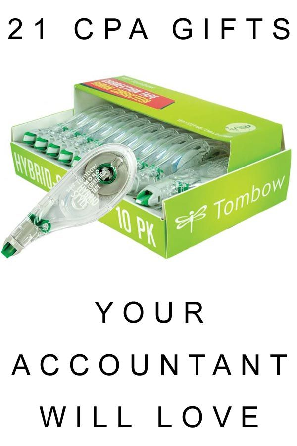 21 Cpa Gift Ideas For The Accountant In Your Life All Gifts Considered Cpa Gift Accountant Gifts Gifts