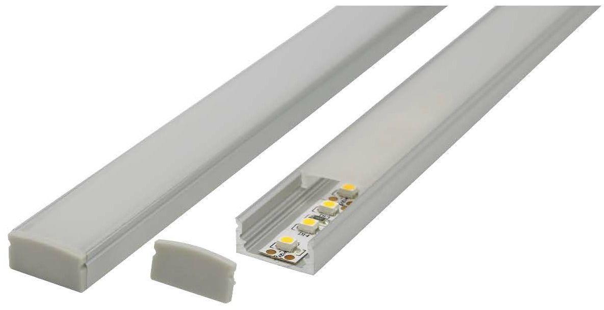 Australian Made Aluminium Profile Shallow Led Profile Can Be