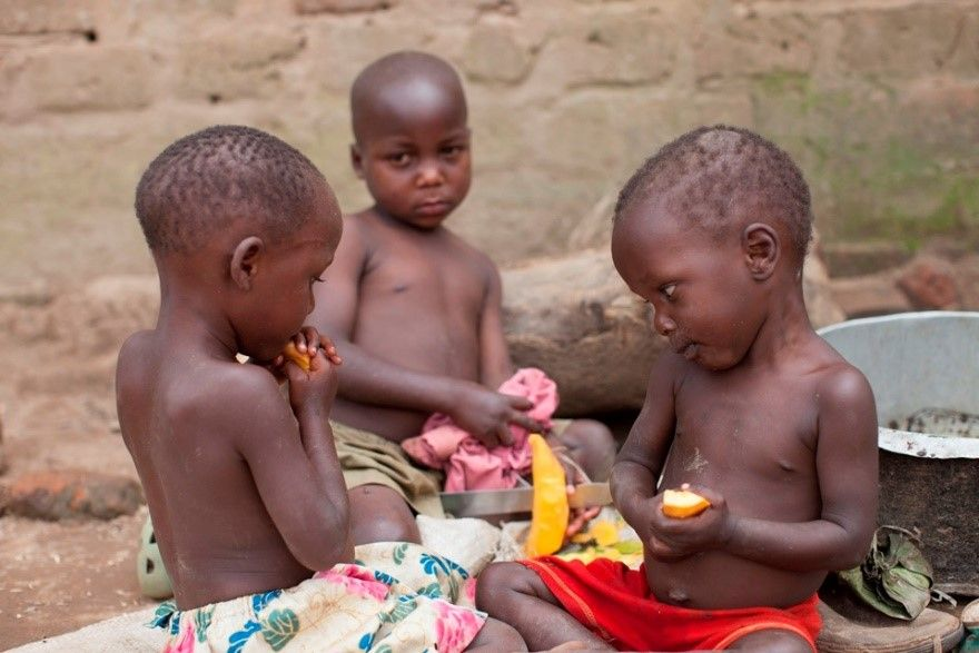 Child Poverty Levels in Africa Stagnate, While Population ...