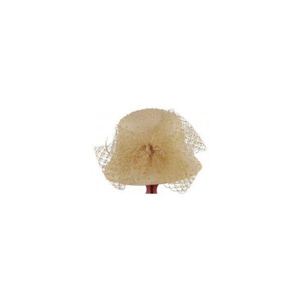 Nadia Hat Borrower found on Polyvore