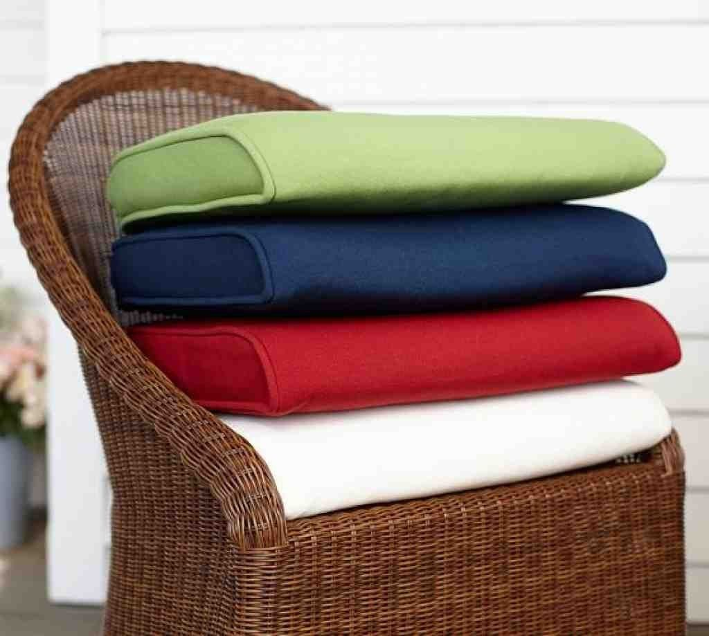 Outdoor Furniture Cushion Outdoor Wicker Furniture Patio Chair