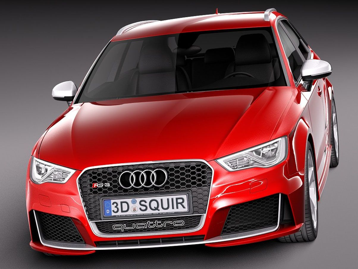 2016 Audi RS3 Sportback Get So Many Upgrade - http://autohighlight.com/2016-audi-rs3-sportback-get-so-many-upgrade/