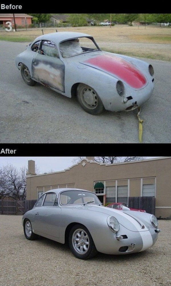 Before and After Restoration | Before & After Restorations ...