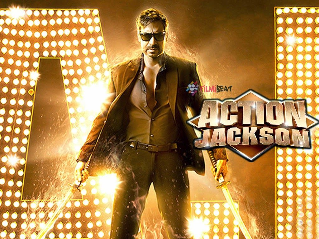 Action Jackson Movie Wallpaper