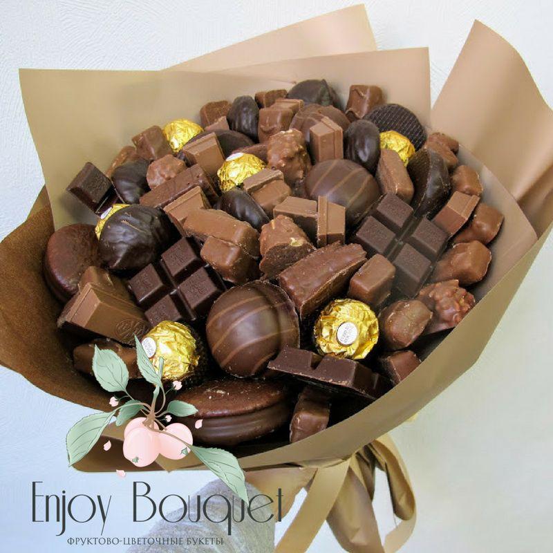 chokolade buket