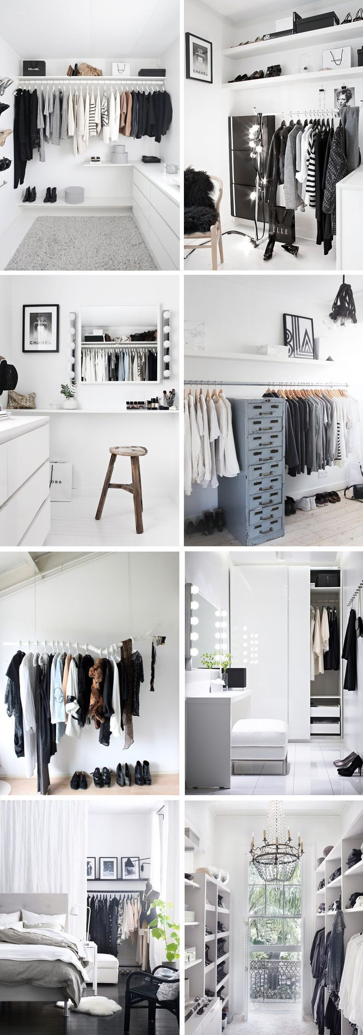 wardrobe inspiration christina dueholm wohnen pinterest kleiderschrank schrank und. Black Bedroom Furniture Sets. Home Design Ideas