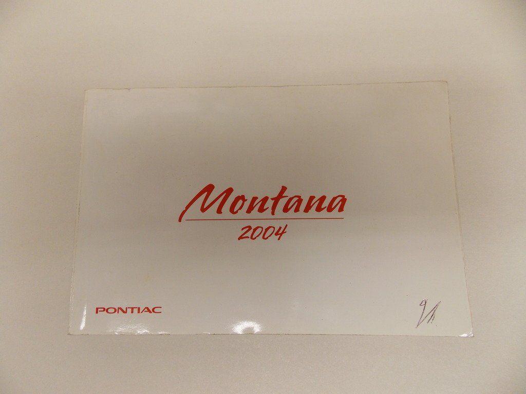 04 2004 pontiac montana owners manual book guide 7816 awesome rh pinterest com 2004 Pontiac Montana Interior 2004 pontiac montana repair manual