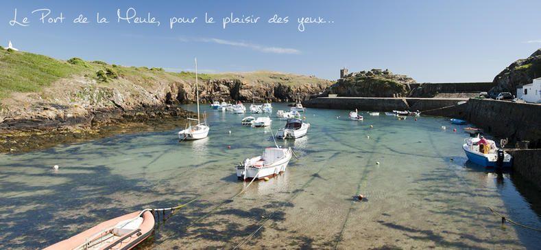 Le Port De La Meule L Ile D Yeu Great Photos Photo France