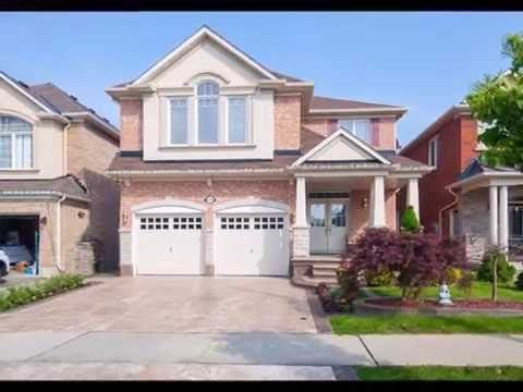 Detached Luxury Homes For Sale In Mississauga.Exquisite Luxury Home In  Prestigious Meadowvale Village! Stunning Only 8 Yrs New, One Of A Kind  Built 5+2 U2026 ...