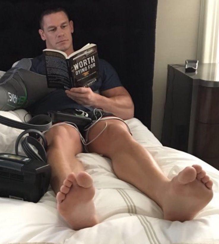 Gay foot fantasy