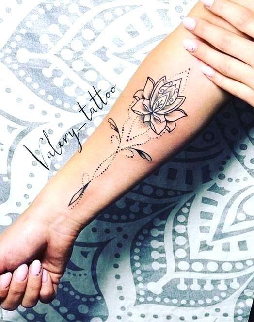 Frauen bilder arm tattoo ▷ 1001+Unterarm
